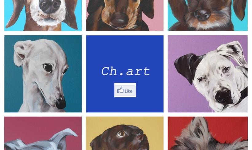 Ritratti da cani: torna in mostra il pennello affettuoso di Chiara Lanzani