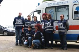 A Messina arriva l'ambulanza per i quattro zampe. Ci ha pensato LNDC