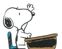 Snoopy sale in cattedra: ragazzi, mano a matite e pennelli!