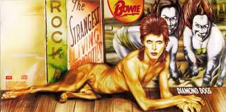 "Lutto per Bowie, cane a metà in ""Diamond Dogs"""
