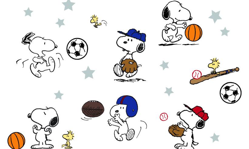 Quattro zampe per i cinque cerchi: Snoopy testimonial azzurro a Rio 2016