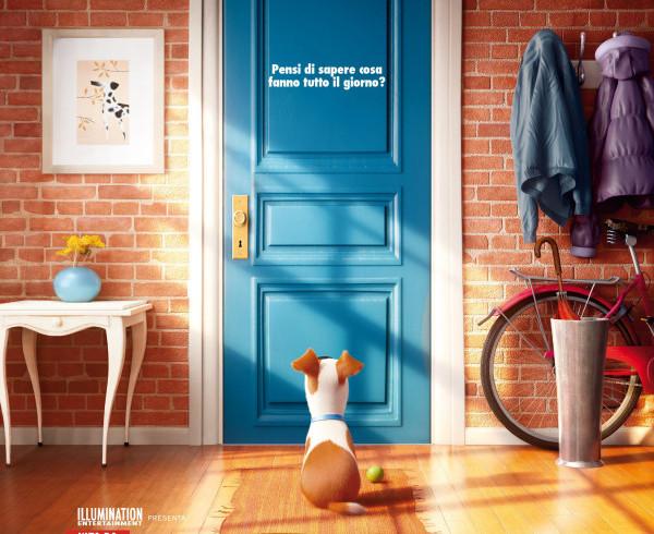 Pets, la Vita da Animali sbarca nelle sale italiane. Risate a catinelle dal 6 ottobre al cinema