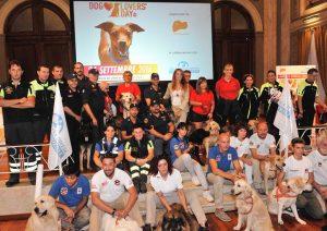 #DogLoversDayItalia, premiati a Milano i cani eroi e i loro conduttori