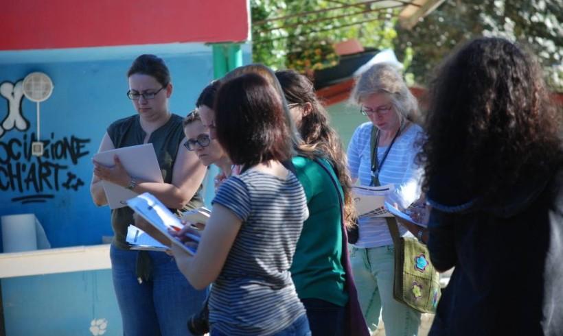 """Da Tunisia, Belgio e Serbia tutti a Montesilvano a """"scuola di canile"""""""