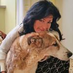 Piera Rosati con Arnodl in una foto di Silvia Amodio