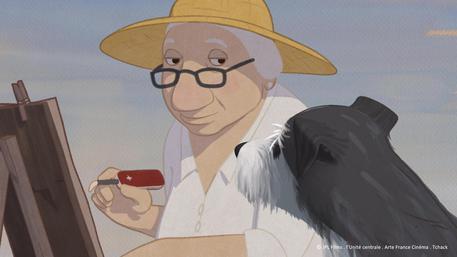 """Al cinema """"Le stagioni di Louise"""" (e del suo cane parlante Pepe)"""