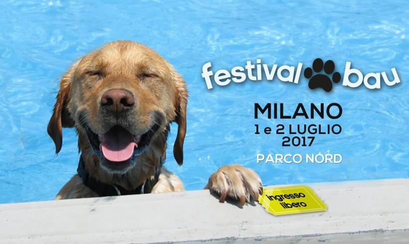 Festivalbau abbaia all'estate! Al Parco Nord di Milano due giorni a misura di cane