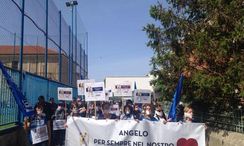 Giustizia per Angelo, rinvio al 18 maggio e richiesta di rito abbreviato. Due degli imputati in aula