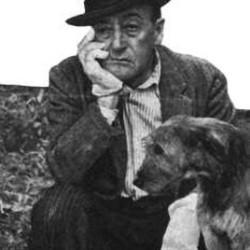 Totò, ispirazione Dick: le poesie per il suo cane in mostra nel cinquantenario della morte