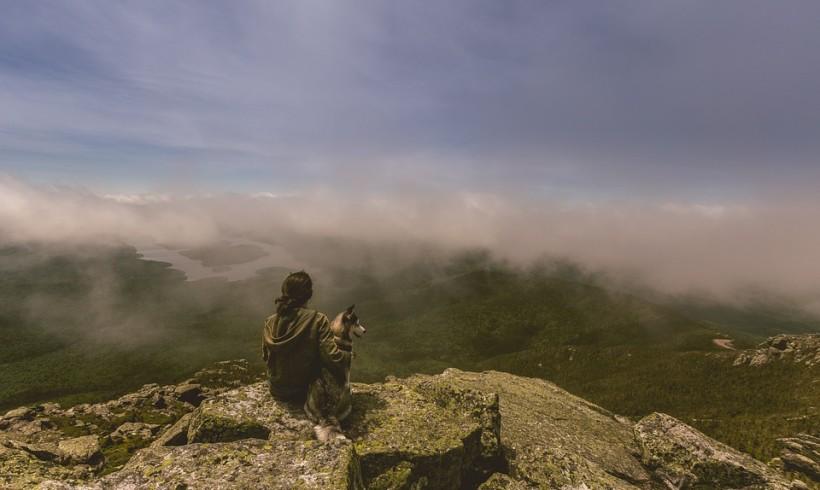 Sulle Alpi Marittime col cane, arrivano le nuove mappe dei sentieri aperti