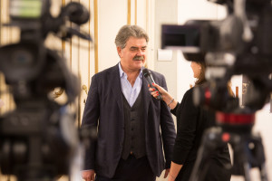 Il consigliere regionale toscano Maurizio Marchetti era intervenuto dopo l'incidente a un cagnolino a Lucca