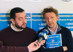 Da sinistra Francesco Torselli e Paolo Marcheschi