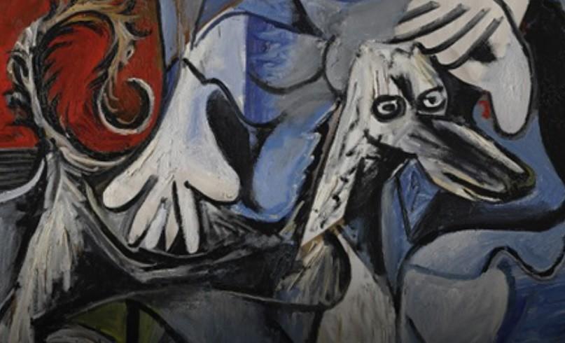 Asta star a New York col cane capolavoro di Picasso: è l'amato afgano Kaboul